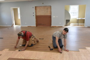 Renovation Details – United Church of Christ, Congregational